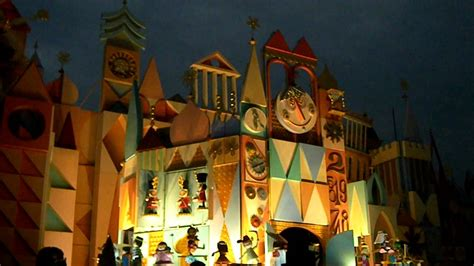 The it's a small world Clock Show at Tokyo Disneyland