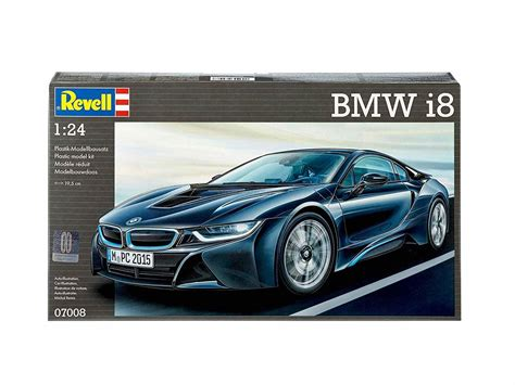 Revell 07008 7008 - Maquette BMW i8 - 1/24