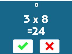 Crazy Math Game - Play online at Y8