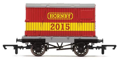 Hornby 2015 Product Information - Model Railway Wagons