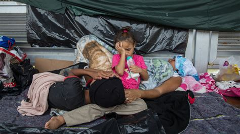 What's Behind the 'Tender Age' Shelters Opening for Young