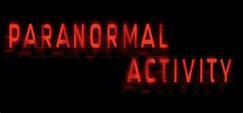 Paranormal Activity 5: Release Date & Title Revealed