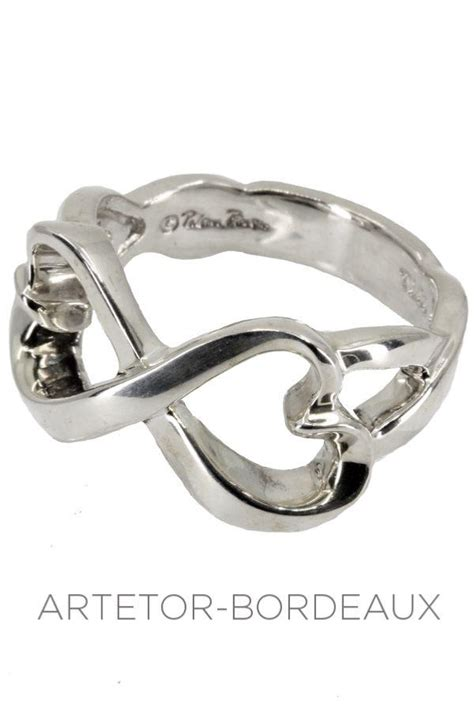 Bague-Loving-Hearth-Tiffany-Paloma-Picasso-argent-occasion