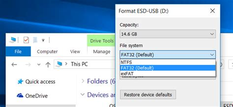 What's the Difference Between FAT32, exFAT, and NTFS?