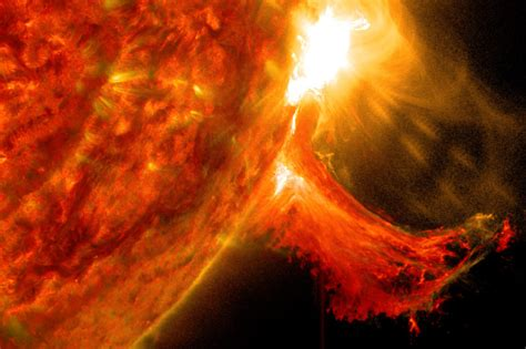 Ice cores reveal huge solar storm struck Earth around 660
