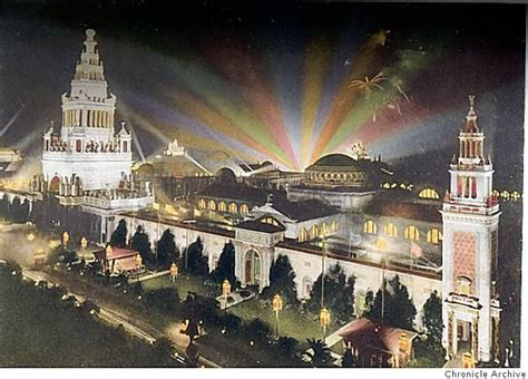 Remembering the 1915 Pan-Pacific Expo   The Cotton Boll