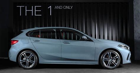 F40 BMW 1 Series officially launched in Singapore – 118i M