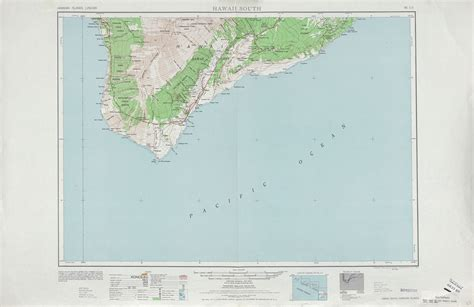 Hawaii Topographic Maps - Perry-Castañeda Map Collection