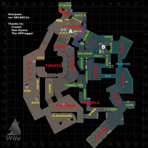 Steam Community :: Guide :: Callouts maps: Another Style