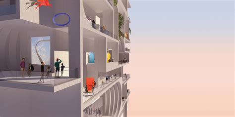 Amale Andraos and WORKac reveal design for the Beirut