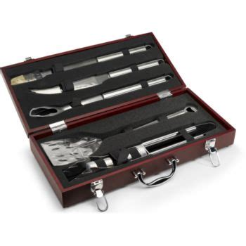 Forge Adour bois ustensiles - Accessoire Barbecue