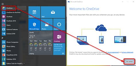 Can't sign into OneDrive after switching PC to local