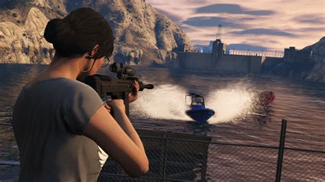 Rockstar gives thumbs up to new GTA Online Sniper Jobs and