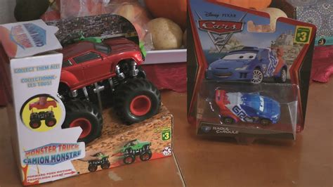 MONSTER TRUCK CARS 2 RAOUL TOYS ACTION Dollarama KIDS
