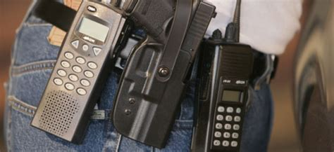 Encrypted Federal Radios Can Be as Revealing as Police