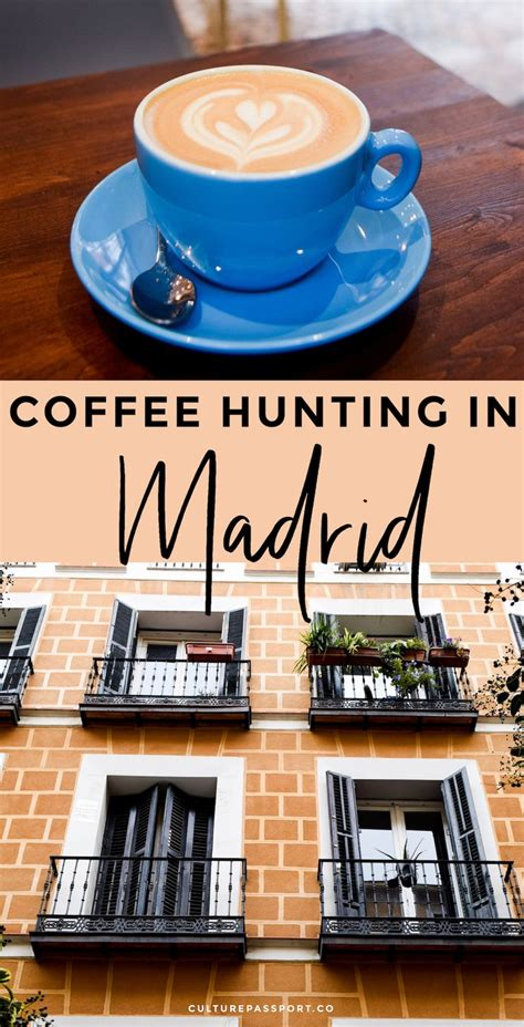 7 Best Specialty Coffee Shops in Madrid Cafés