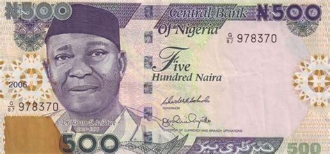 Currency - The Naira and Kobo » Facts
