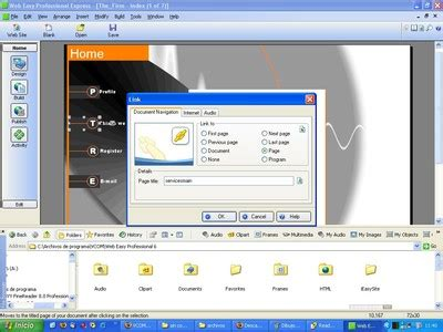 Web Easy Professional Express 7 - Download