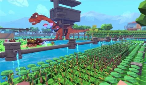 """ARK: Survival Evolved Inspired Game """"PixARK"""" Coming to"""