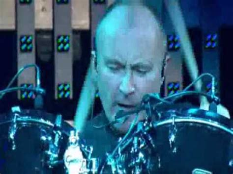"""Phil Collins – """"In The Air Tonight"""" Live   Society Of Rock"""