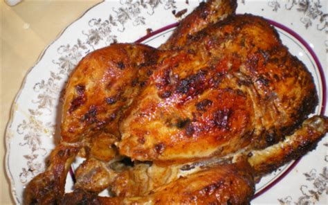 Recette - Poulet barbecue | 750g