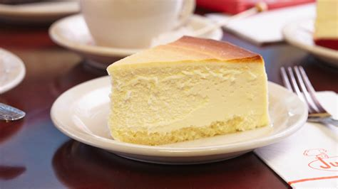 NYC's Best Slices Of Cheesecake, From Junior's To Martha's
