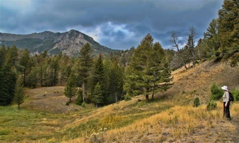 Yellowstone National Park Trails & Maps, Trail Guide