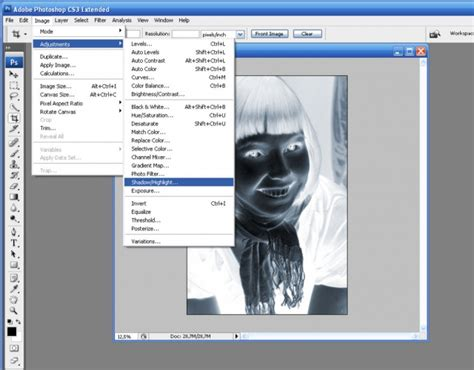 How to make in photoshop negative photoshop negative More