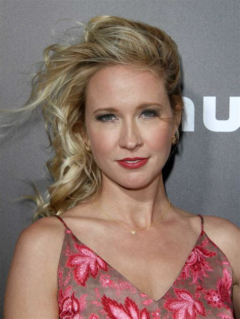 Anna Camp at The Handmaid's Tale Premiere in Los Angeles