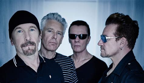 U2 News: Get Out Of Your Own Way Radiopremiere auf BBC
