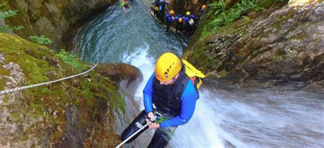 Canyoning Vercors : Les Canyons du Vercors - Nomade Aventure