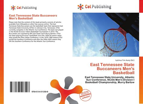 East Tennessee State Buccaneers Men's Basketball, 978-613