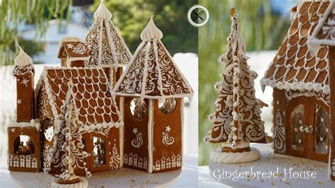 Gingerbread House – Bruno Albouze – THE REAL DEAL - YouTube