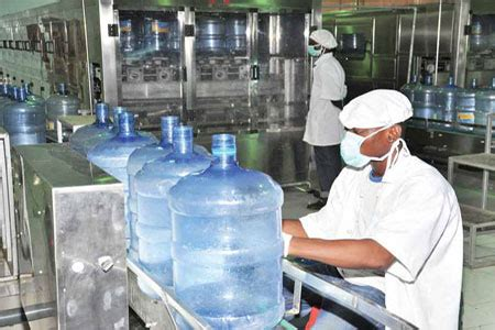 How to Start a Bottled/Pure Water Business in Nigeria