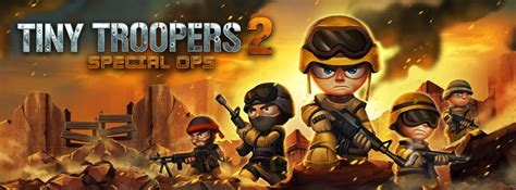 [ASTUCE] Tiny Troopers 2 Special Ops Triche - illimité