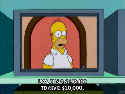 Homer Simpson Speech GIF - Find & Share on GIPHY