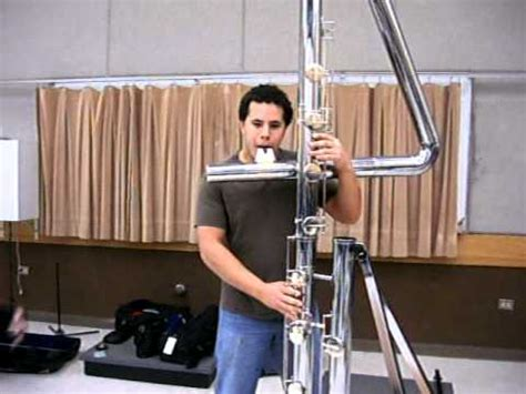Videos of people playing bass flutes / Boing Boing
