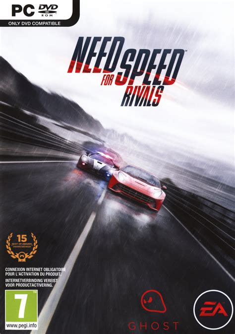 Need for Speed Rivals sur PC - jeuxvideo