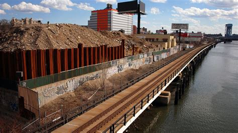 South Bronx waterfront due to get major infrastructure