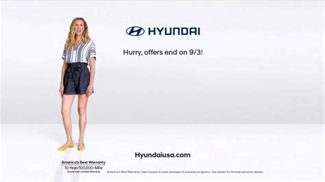 Hyundai Epic Summer Clearance TV Commercial, 'Water Fight