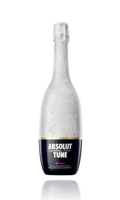 ABSOLUT VODKA LAUNCHES SPARKLING BLEND, ABSOLUT TUNE   The