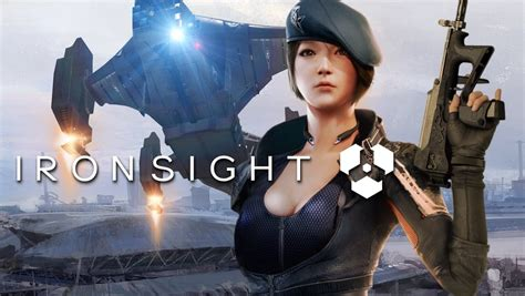 Ironsight – Futuristic online FPS announced for Western