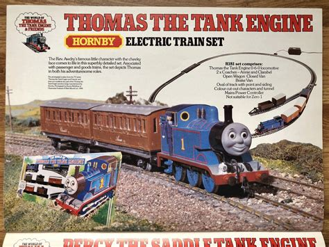 """Hornby on Twitter: """"An official statement on the Thomas"""