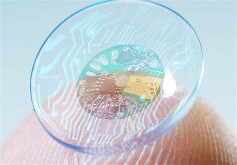 Mojo Vision is working on a contact lens with an embedded