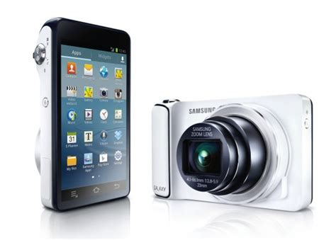 Samsung Galaxy Camera (APN Android) finalement moins cher