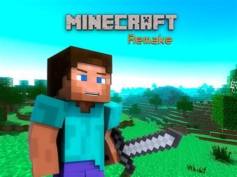 Minecraft Remake - Play Free Online Games at Y8 Games