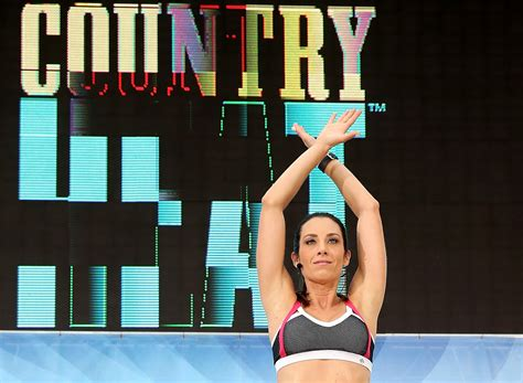 Autumn Calabrese Launches 'Country Heat' at Beachbody