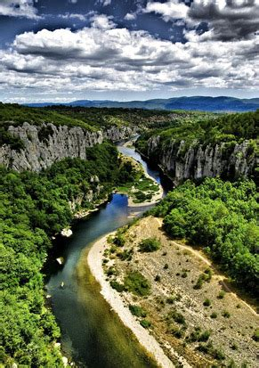 camping Gorges du Chassezac campings Ardeche
