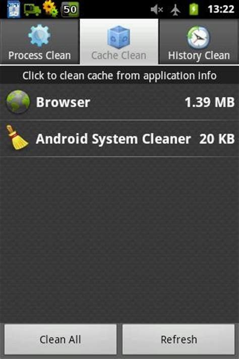 Android System Cleaner : le grand nettoyage - Android-Zone